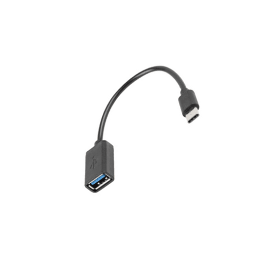 ADAPTADOR USB-C 3.0 MACHO / USB-A FÊMEA