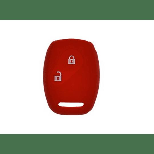 Capa Silicone para comando Honda