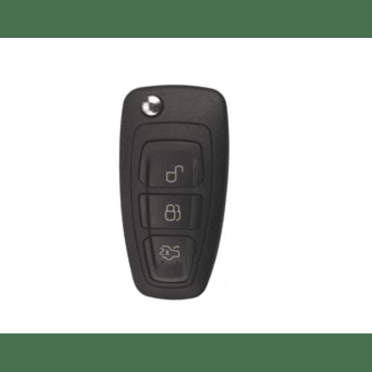 Capa Silicone para comando Ford