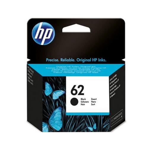 Tinteiro HP 62 Original Preto (C2P04AE)