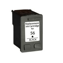 Tinteiro Reciclado HP nº 56 Preto (C6656AE)