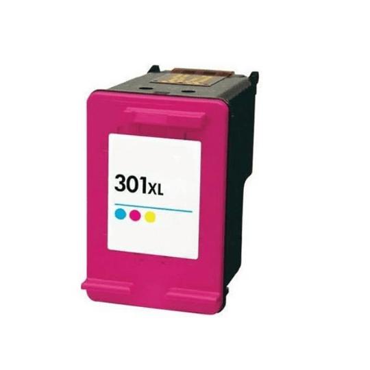 Tinteiro Reciclado  HP nº 300 XL Tricolor (CC644EE)
