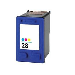 Tinteiro Reciclado HP nº 28 Tricolor (C8728AE)