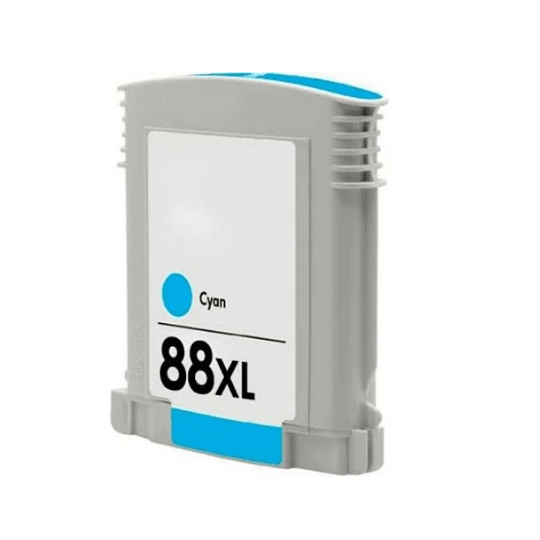 Tinteiro Compativel HP 88 Azul (C9391AE)