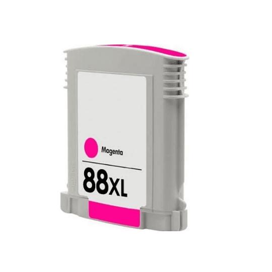 Tinteiro Compativel HP 88 Magenta (C9392AE)