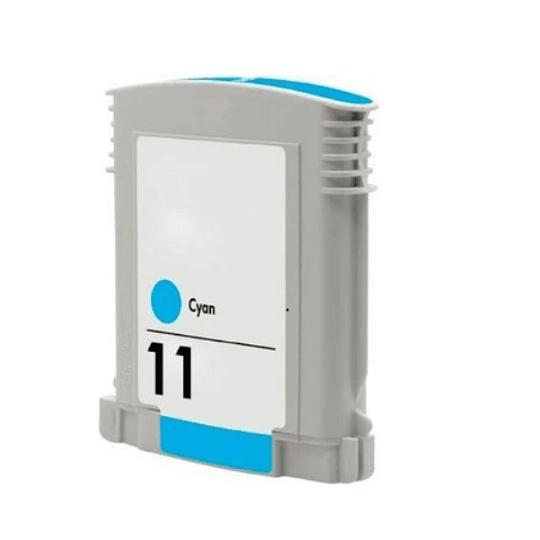Tinteiro Compativel HP 11 Azul (C4836A)