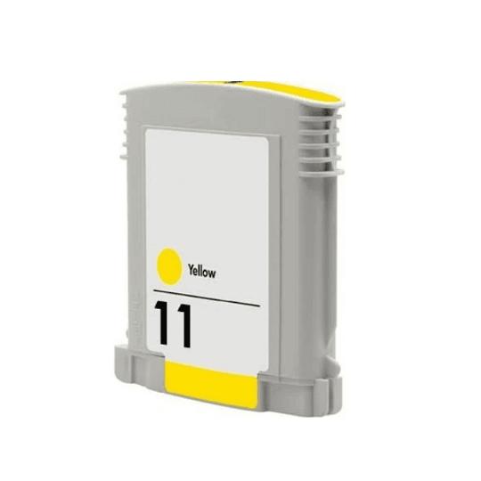 Tinteiro Compatível HP 11 Amarelo (C4838A)
