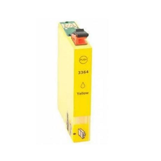 Tinteiro Compatível Epson Amarelo 33 XL (T3364)