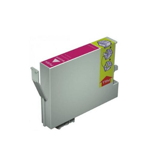 Tinteiro Compatível Epson Magenta (T0553)