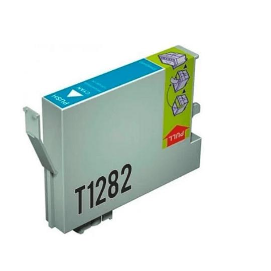 Tinteiro Compatível Epson Azul (T1282)