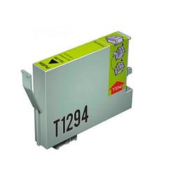 Tinteiro Compatível Epson Amarelo (T1294)