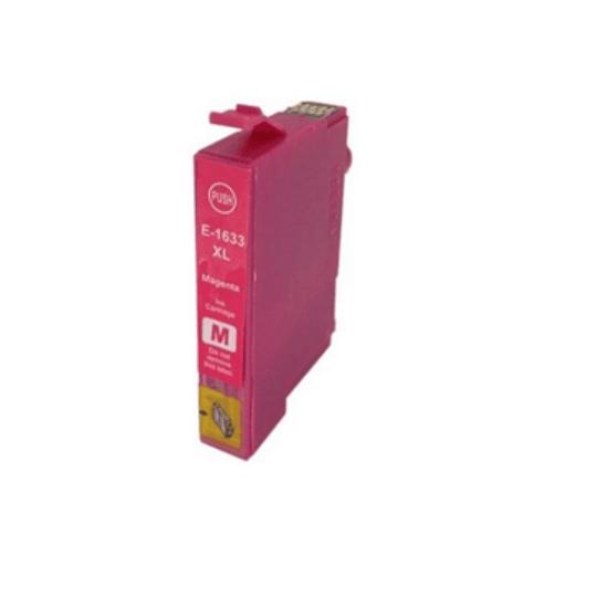 Tinteiro Compatível Epson 16 XL Magenta (T1633)
