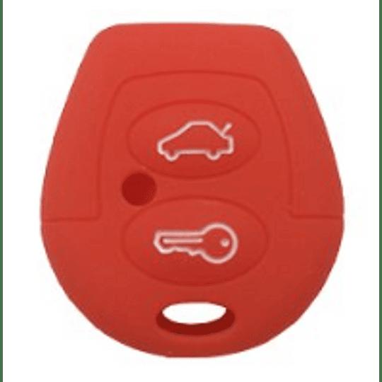 Capa Silicone para comando Seat/Volkswagen/Audi