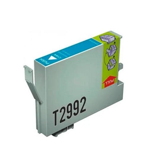 Tinteiro Compatível Epson 29 XL Azul (T2992/T2982)