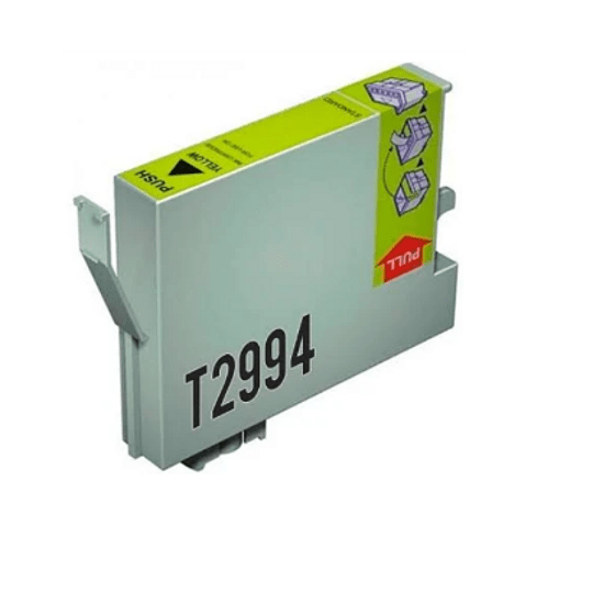 Tinteiro Compatível Epson 29 XL Amarelo (T2994 / T2984)