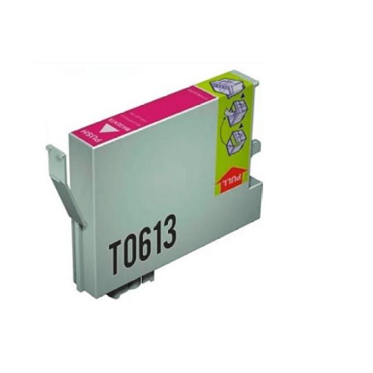 Tinteiro Compatível Epson Magenta (T0613)