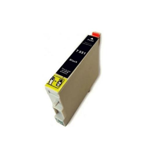 Tinteiro Compatível Epson Preto (T0551)