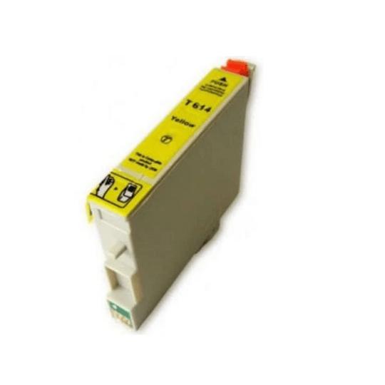Tinteiro Compatível Epson Amarelo (T0614)