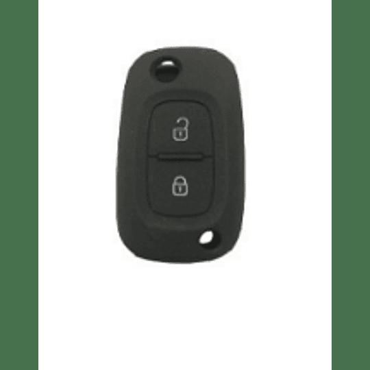 Capa Silicone para comando Renault