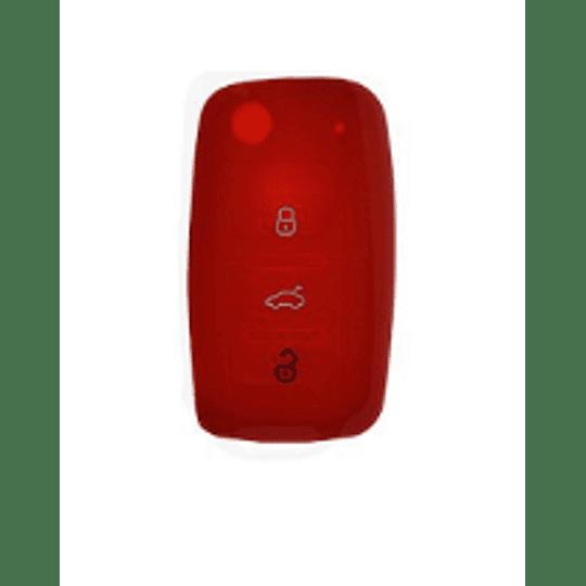 Capa Silicone para comando Volkswagen/Skoda/Seat