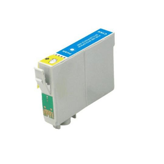 Tinteiro Compatível Epson Azul (T0712/T0892)