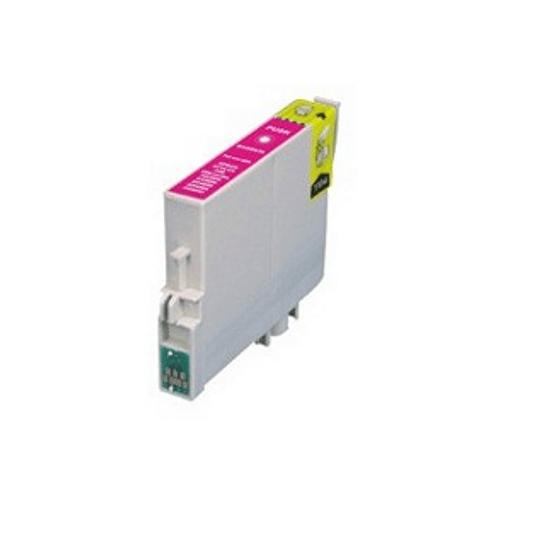 Tinteiro Compatível Epson Magenta (T0713/T0893)