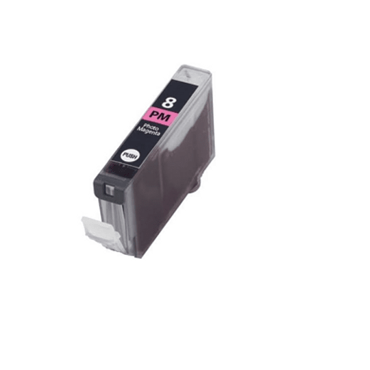 Tinteiro Compatível Canon CLI 8 Magenta