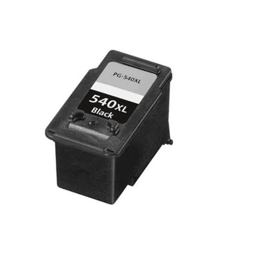 Tinteiro Reciclado Canon PG540 XL Preto
