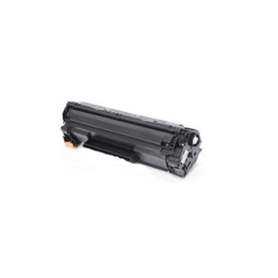 Toner Compatível HP 35A (CB435A) Preto