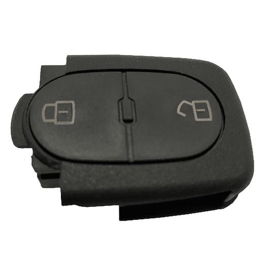 Caixa Substituição Auto 2 Botões Redonda CR2032