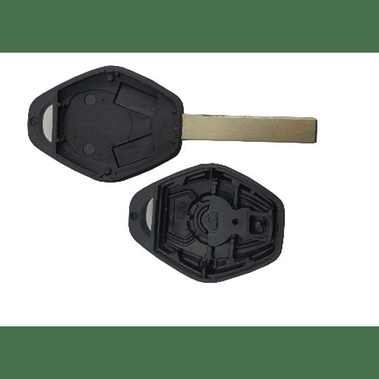 Caixa Substituição Oval 3 Botões HU92R