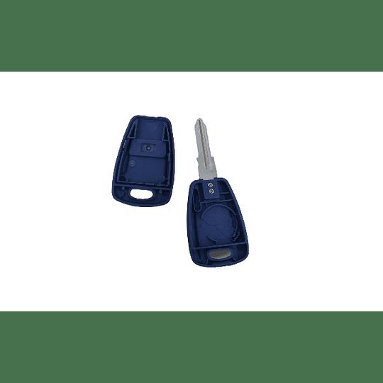 Caixa Substituição Auto 1 Botão GT15R Com Suporte
