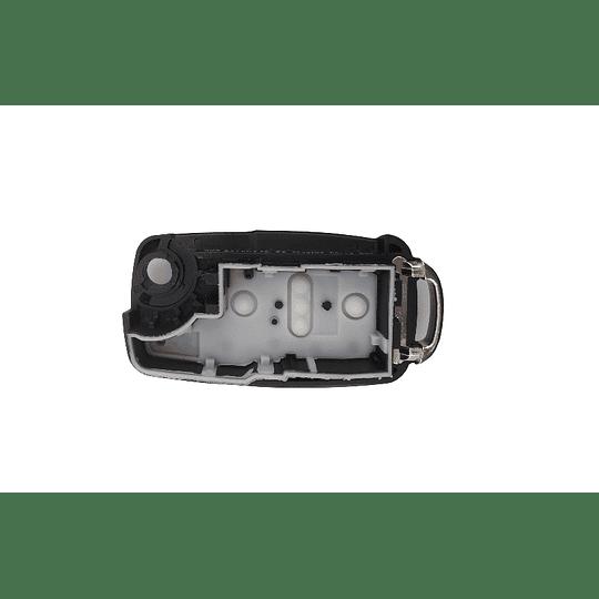 Caixa substituição retrátil auto 3 botões HU66 c/freio