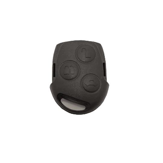 Caixa Substituição Auto 3 botões com suporte