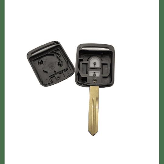 Caixa Substituição Auto 2 botões fixa (quadrada)