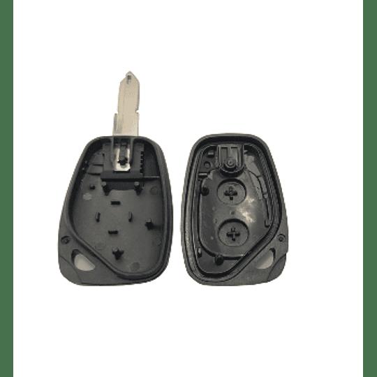 Caixa Substituição Auto 2 botões NE73