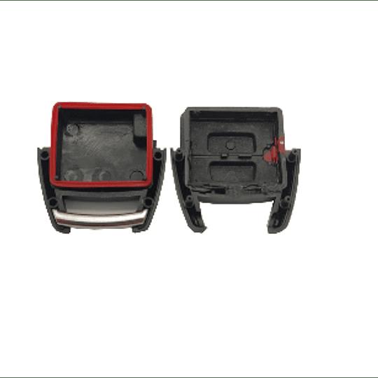 Caixa substituição 2 botões comando Astra s/ ponteira