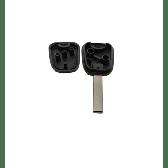 Chave Auto para levar transponder HU83