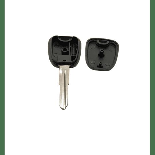 Chave Auto para levar transponder KIA3R