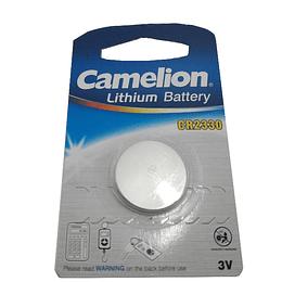 Pilha Camelion CR2330