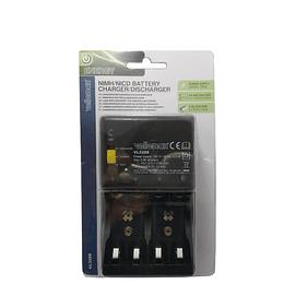 Carregador de baterias NI-CD/NI-MH AAA/AA/9V