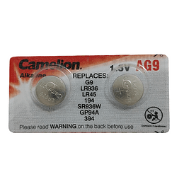 Pilha Camelion AG9 (UNIDADE)