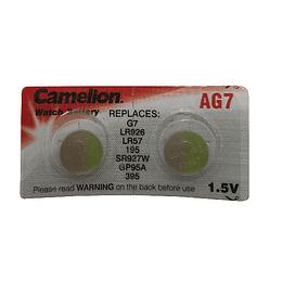Pilha Camelion AG7