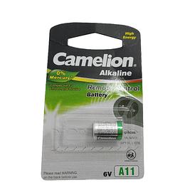 Pilha Camelion LR11A Green - Plus Alcalina 0%