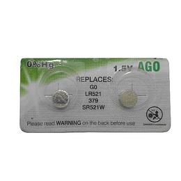 Pilha Camelion AG0 Green