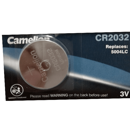 Pilha Camelion CR2032