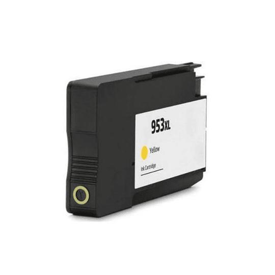 Tinteiro HP compatível 953 XL Amarelo