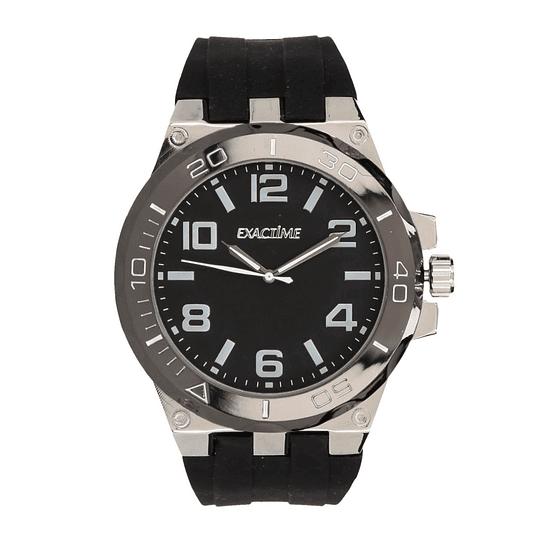 Relógio preto homem