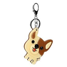 Porta chaves cão