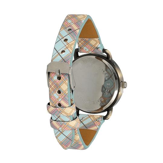 Relógio colorido mulher
